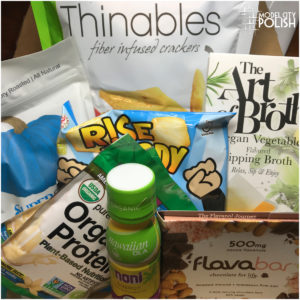 Fit Snack Box June 2018