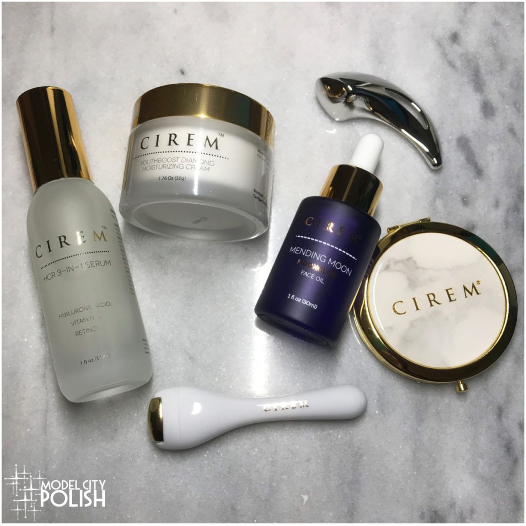 Skin Care with Cirem Cosmetics