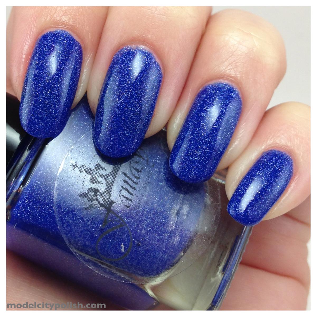 Sapphire Rose 1