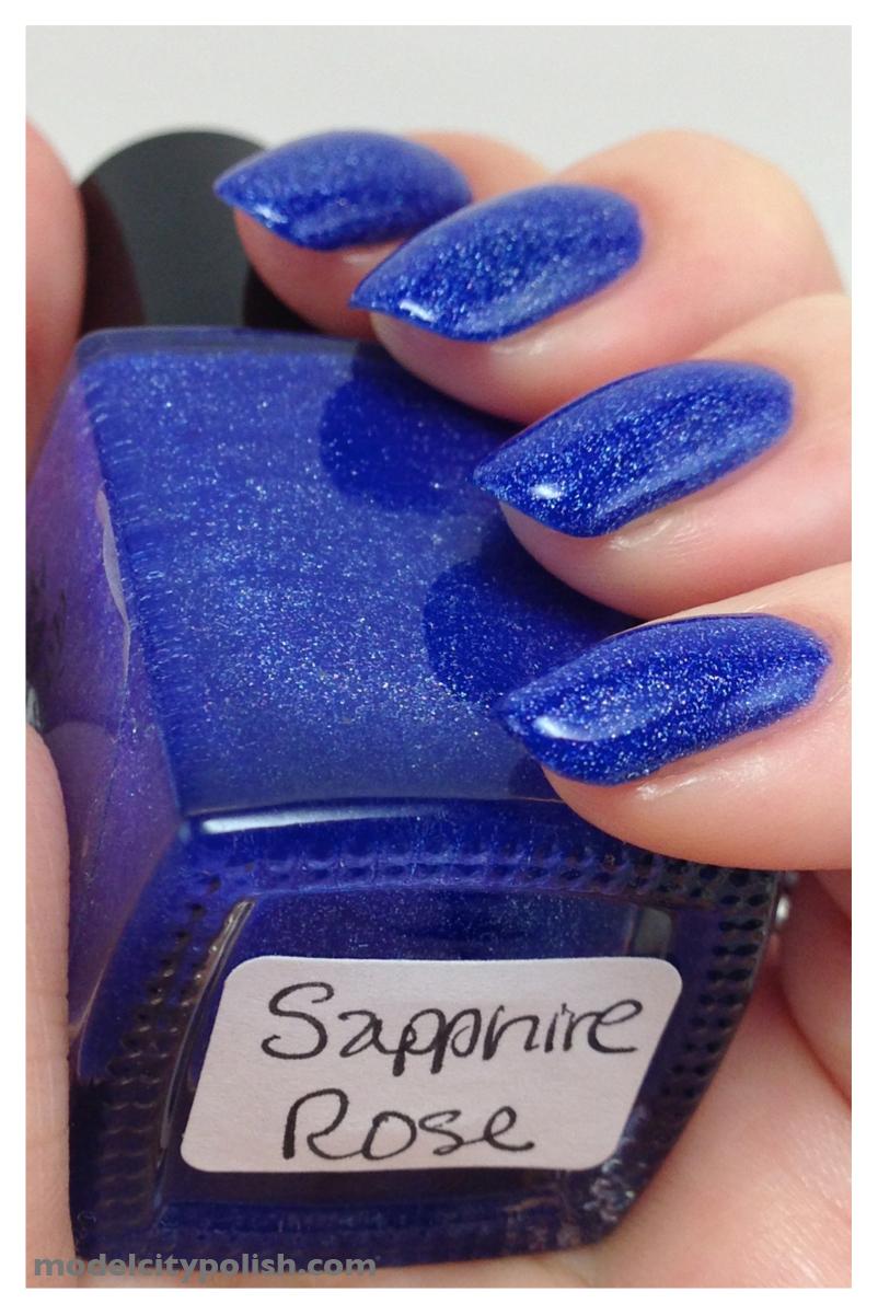 Sapphire Rose 5