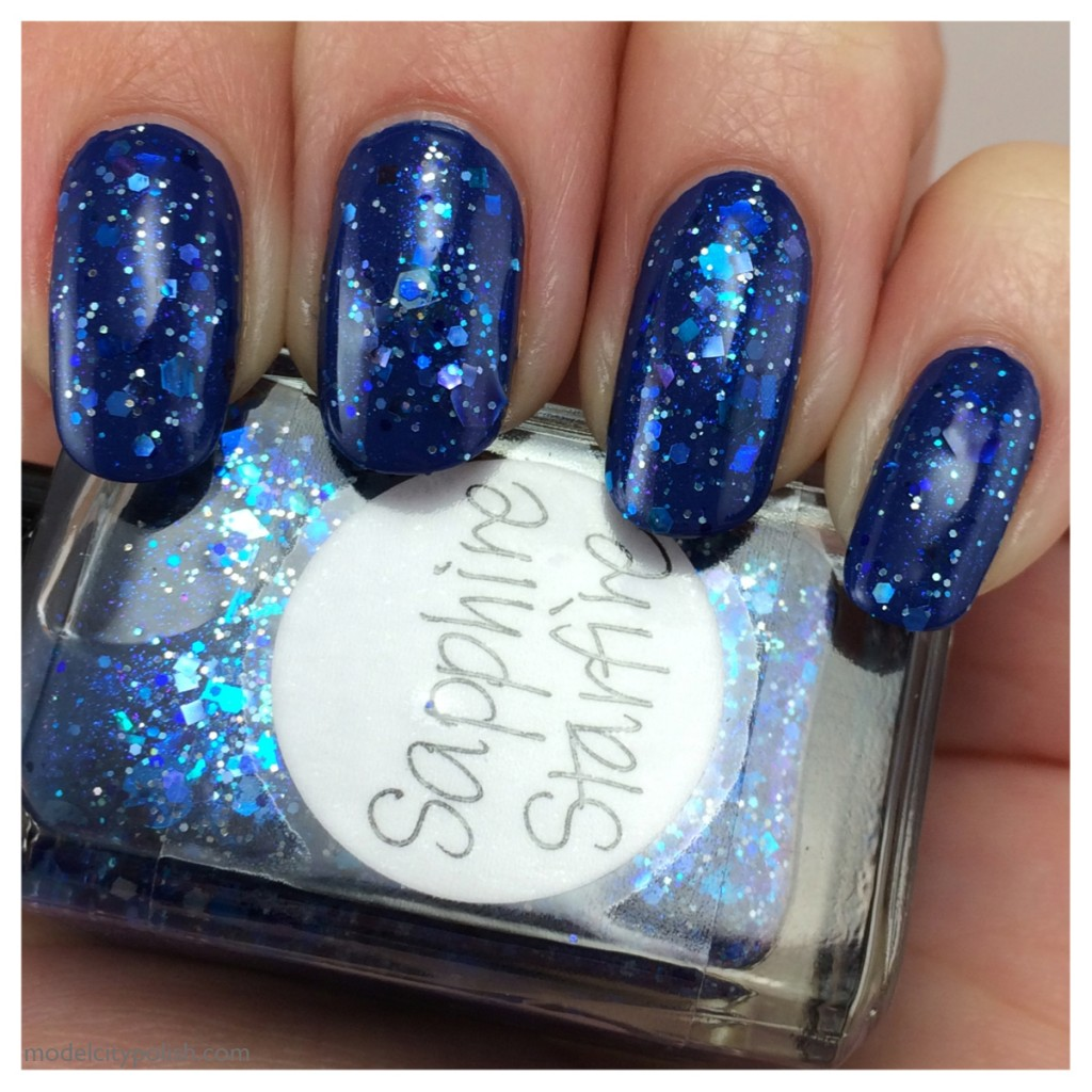 Lynnderella Sapphire Starfire