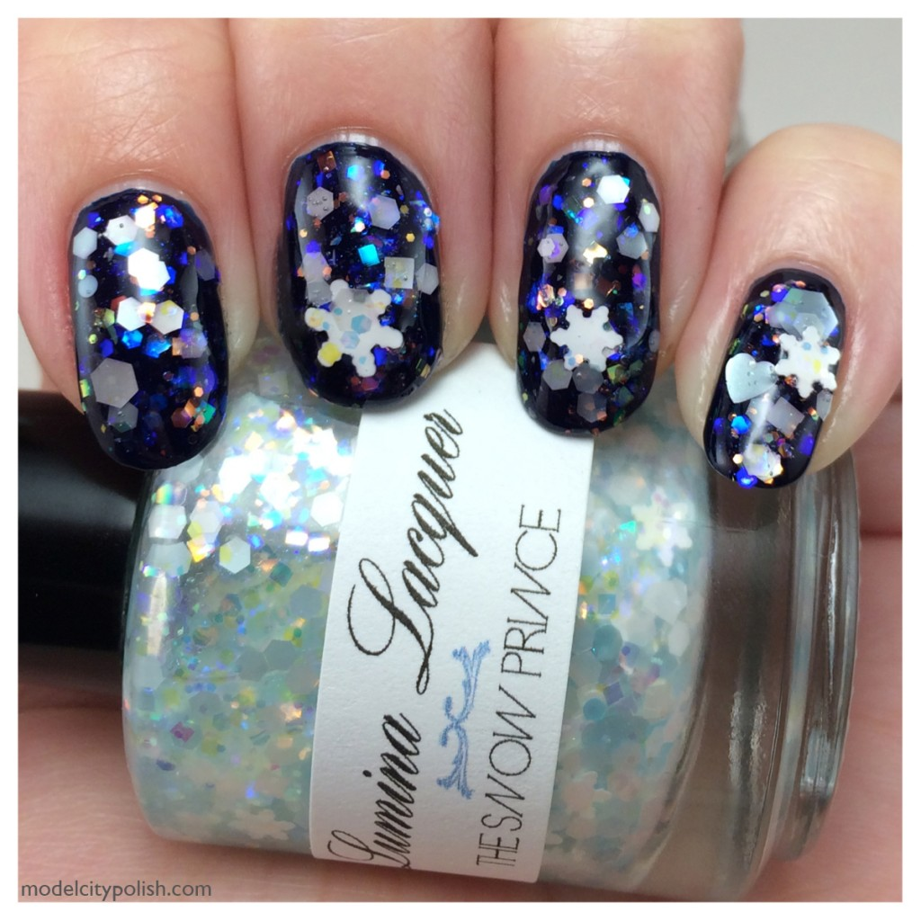 Lumina Lacquer The Snow Prince
