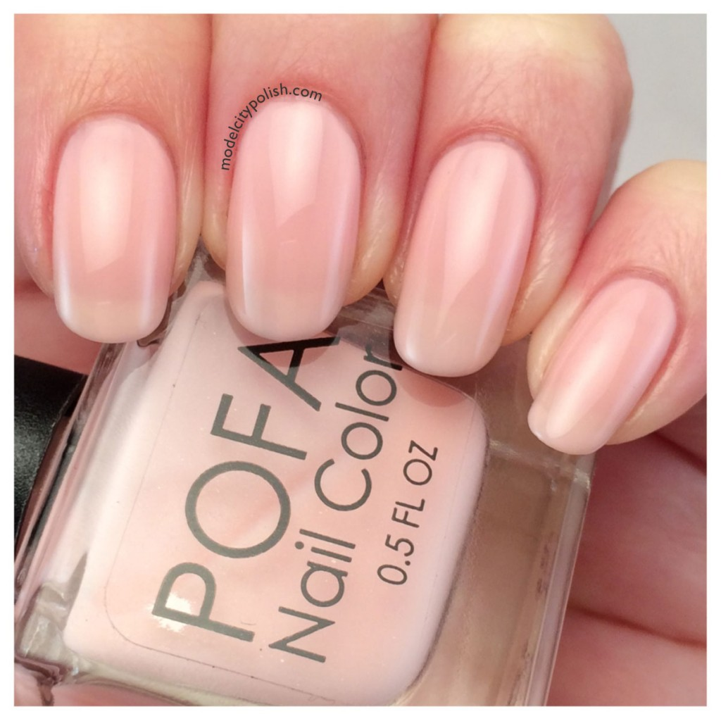 POFA Nail Color Summer Collection Part 1