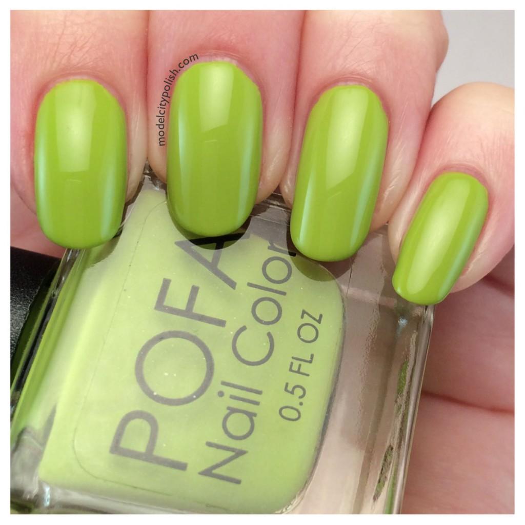 POFA Nail Color Summer Collection Part 2