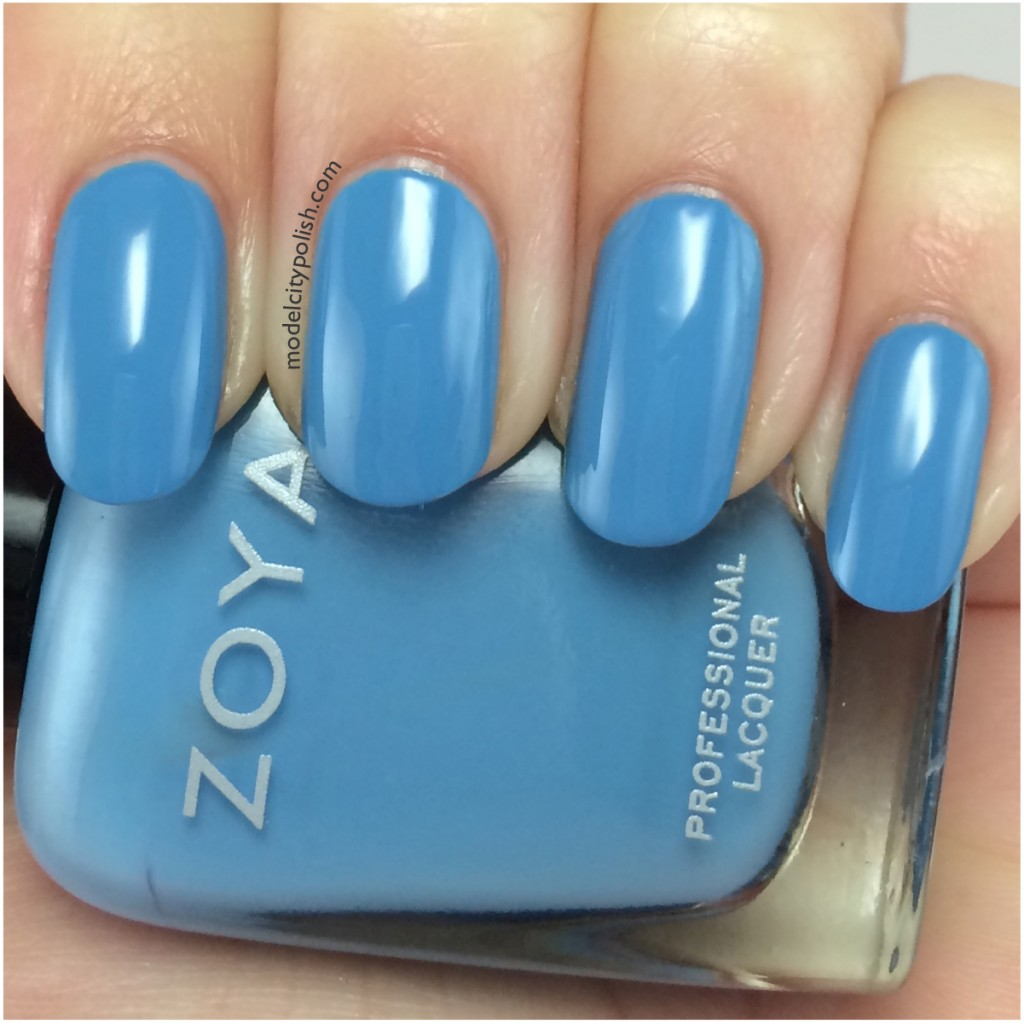 Zoya Yummy & Spectraflair4U Top Coat