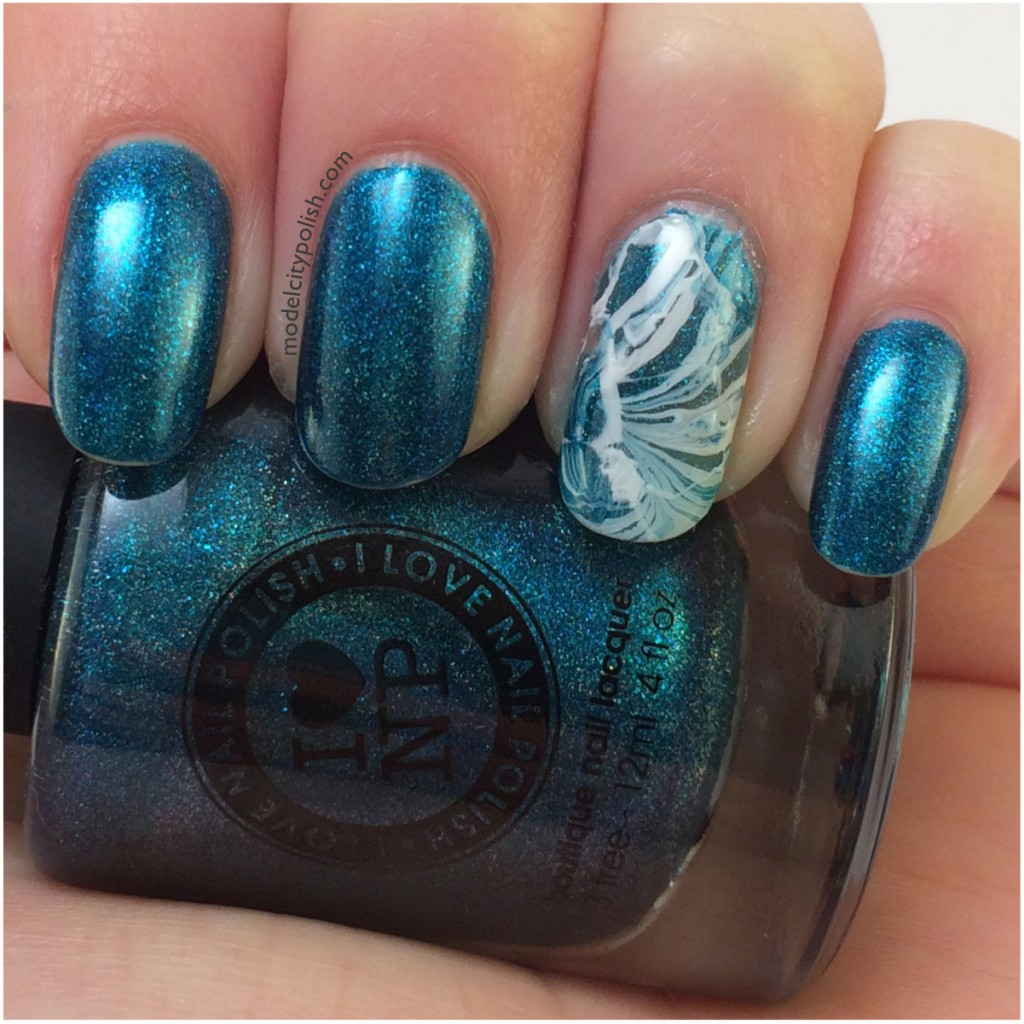 I Tried – #31DC2014 Day 20 Water Marble