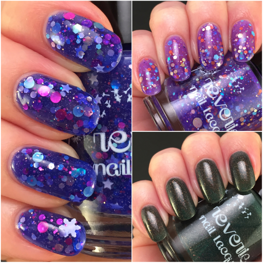 Reverie Nail Lacquer Winter Collection 2014 Part 2