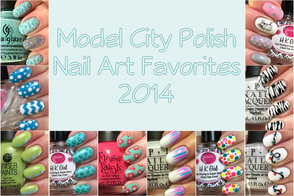 My Favorite Nail Art Designs for 2014