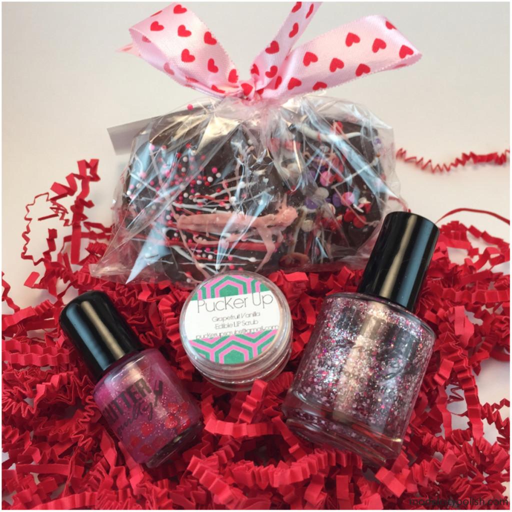 February Glitter Guilty Pleasure Box