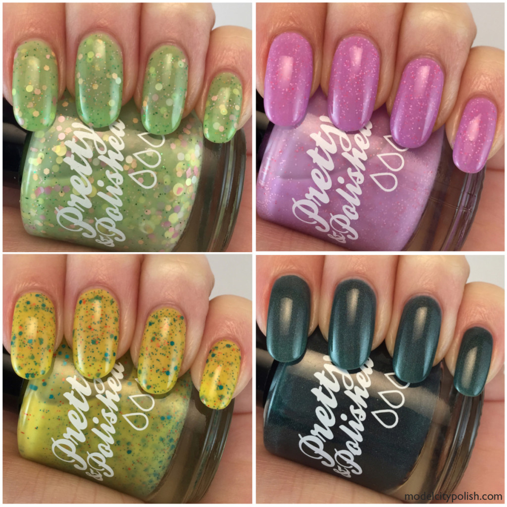 Pretty & Polished Spring Collection 2015 Part 1