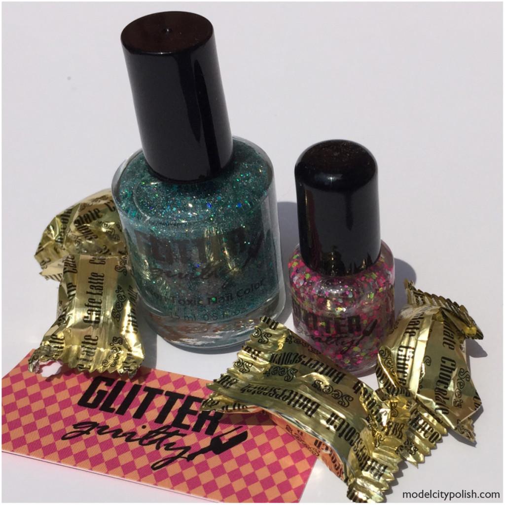 Glitter Guilty Pleasure Box May 2015