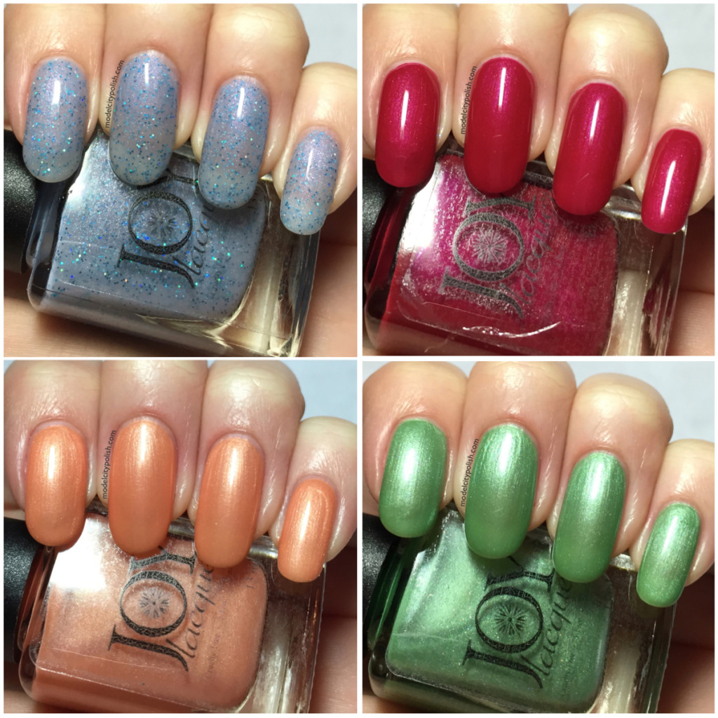 Summer In Seattle Collection by Joy Lacquer – Part 1