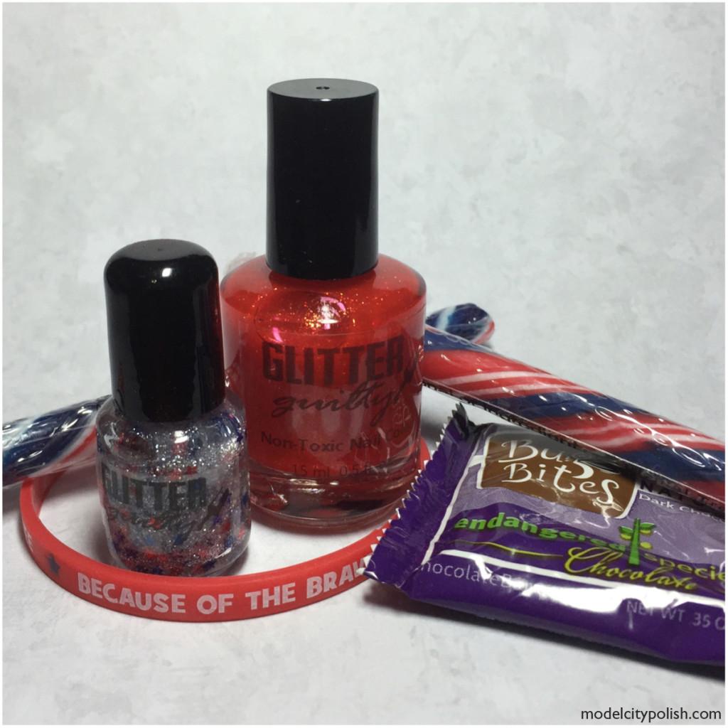 Glitter Guilty Pleasure Box June 2015