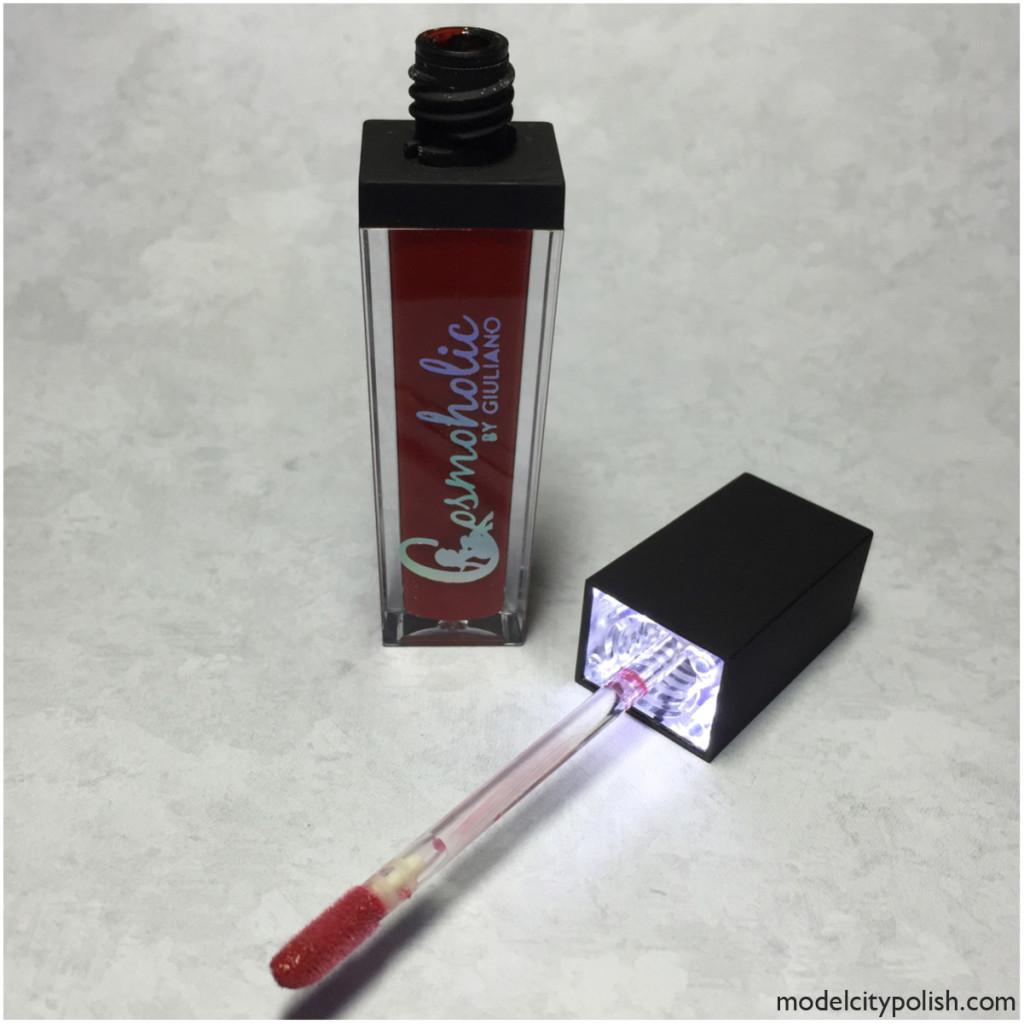Liquid Lipstick by Cosmoholic