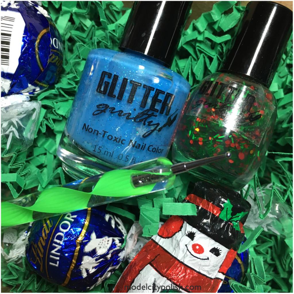 Glitter Guilty Pleasure Box – December 2015