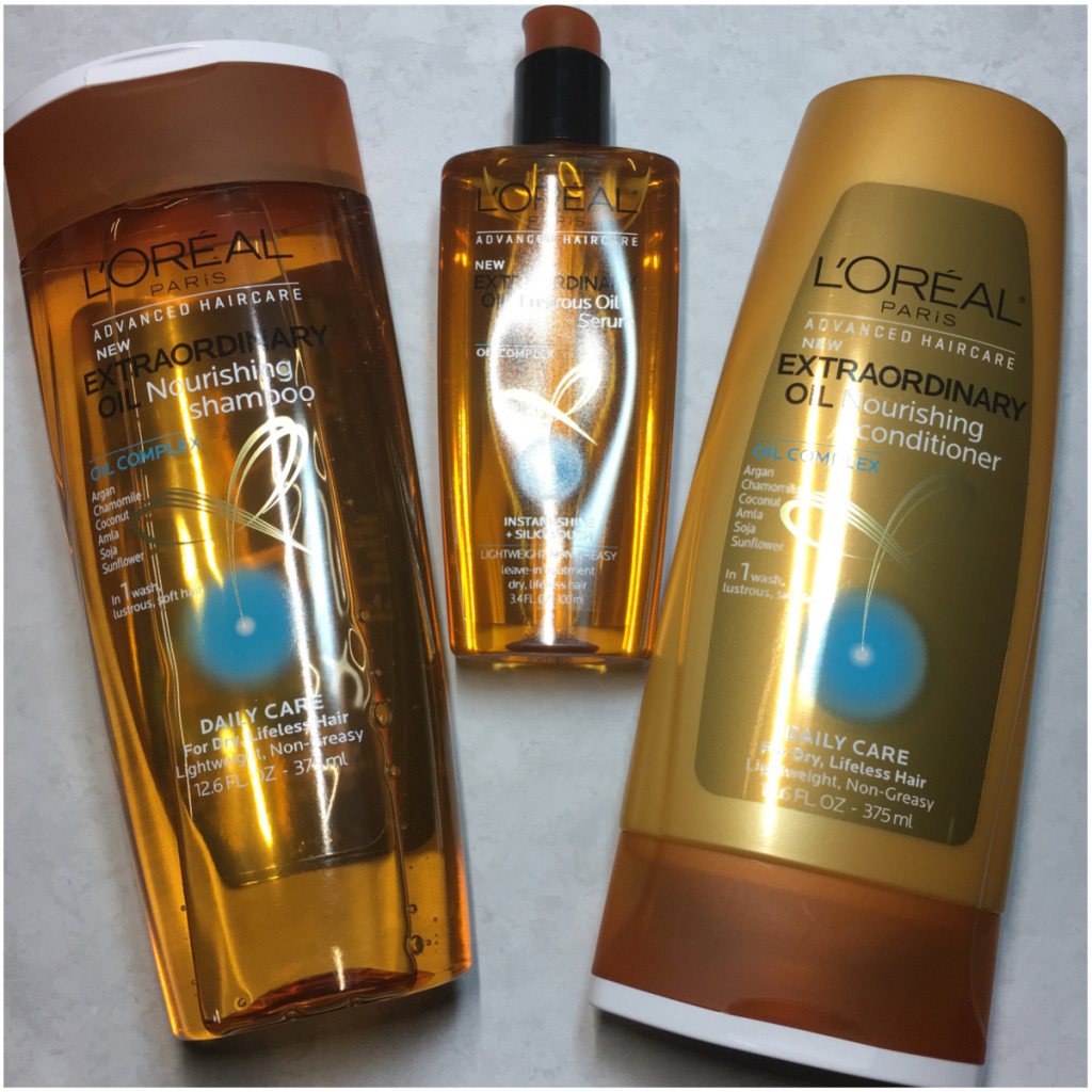Extraordinary Oil Products by L'Oreal