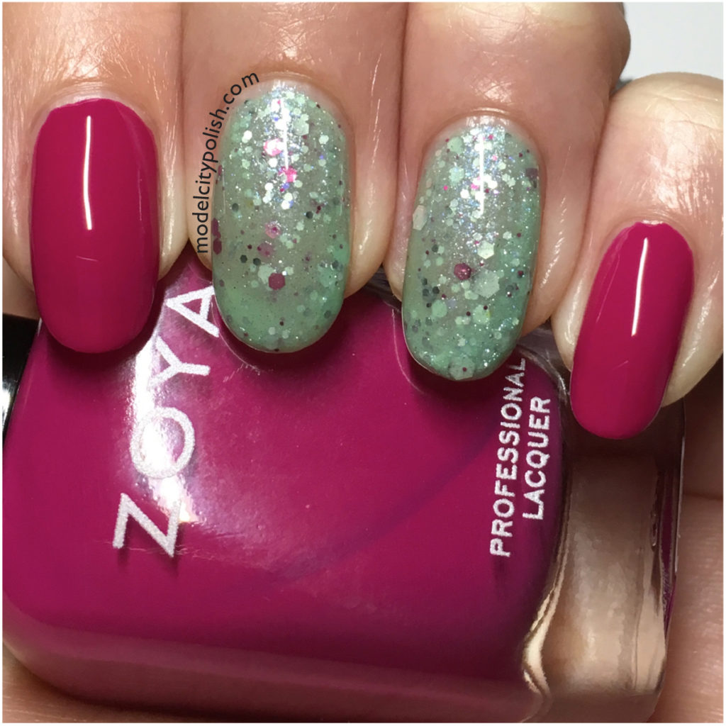 Two for Tuesday – NerdLacquer & Zoya