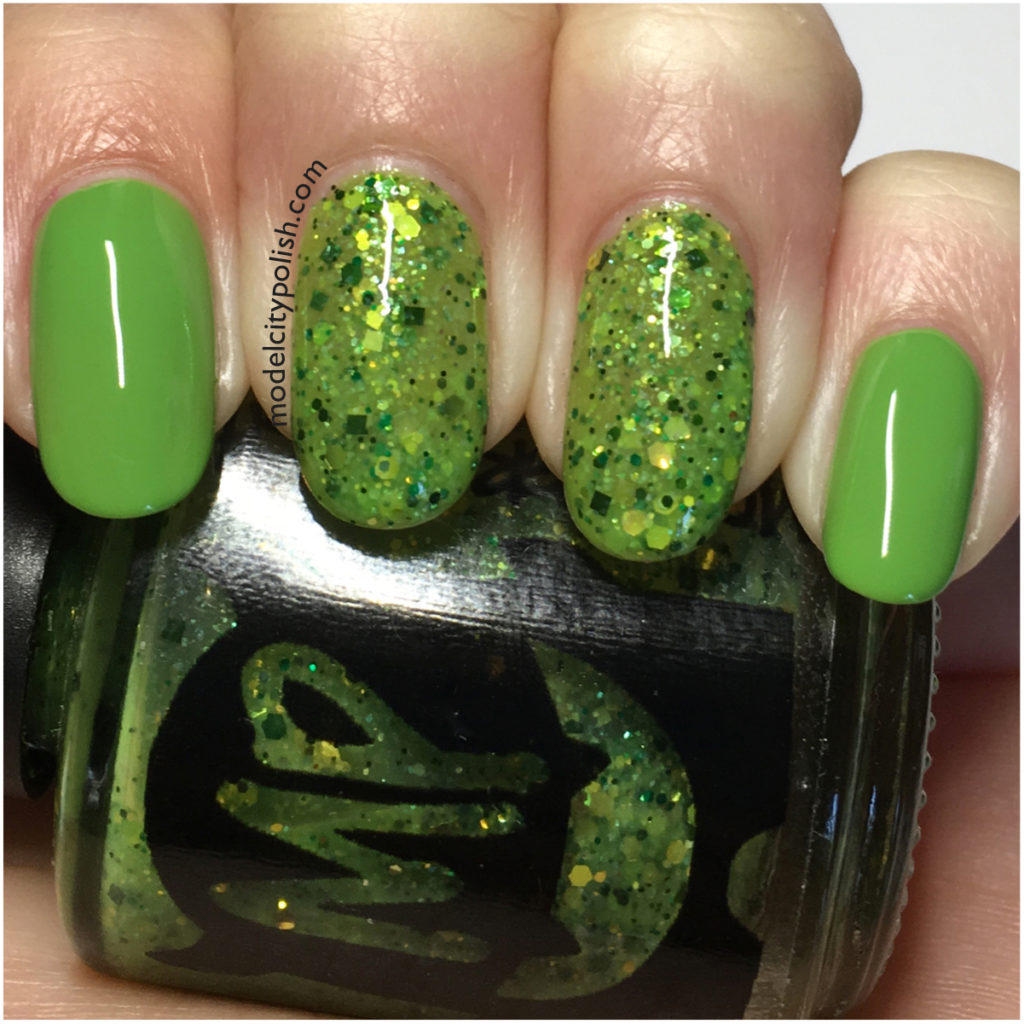 Two for Tuesday – China Glaze and Monster Polish