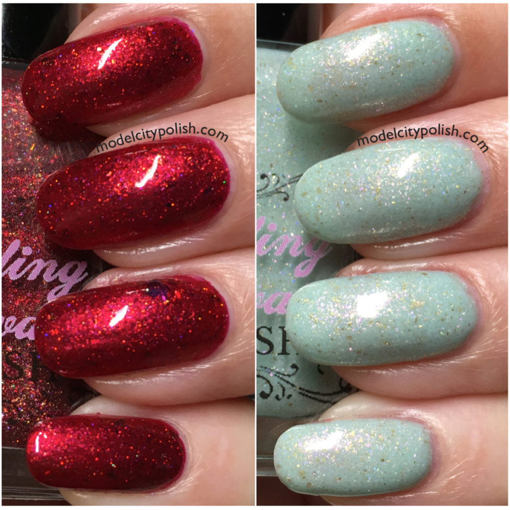 The Alpha and The Screamer by Darling Diva Polish