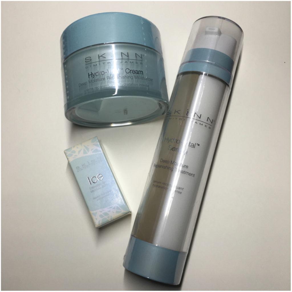 Skin Care from Skinn Cosmetics