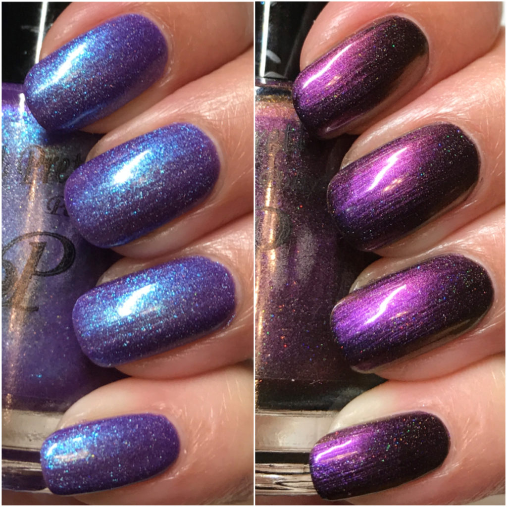 Beat the Odds and Little Miracles by Paint It Pretty Polish