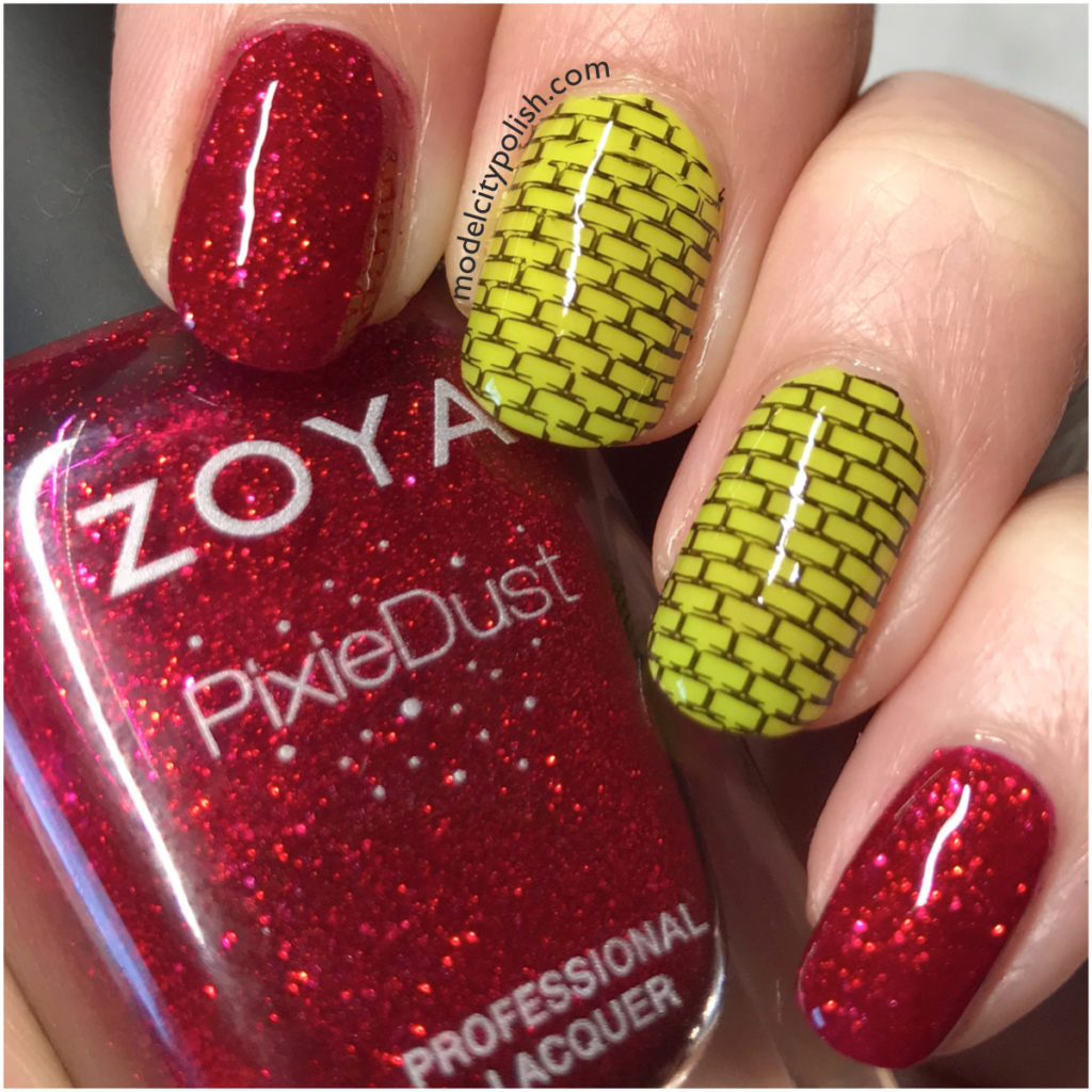 Movie Inspiration with China Glaze, Zoya, and Bundle Monster