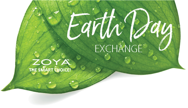 Zoya Earth Day Exchange