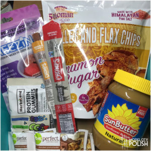 Fit Snack Box May 2018