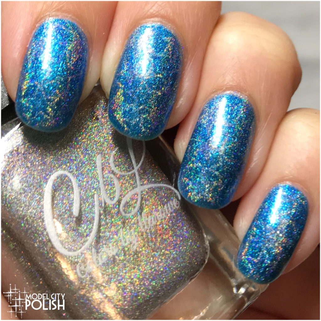 Subtle Stars with Enchanted Polish and Colors by Llarowe