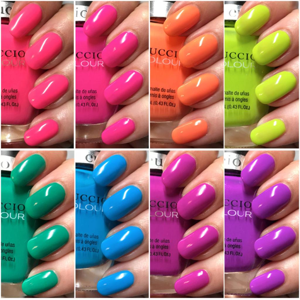 Atomix Collection by Cuccio Colour