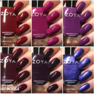 Element Collection by Zoya – Part 2