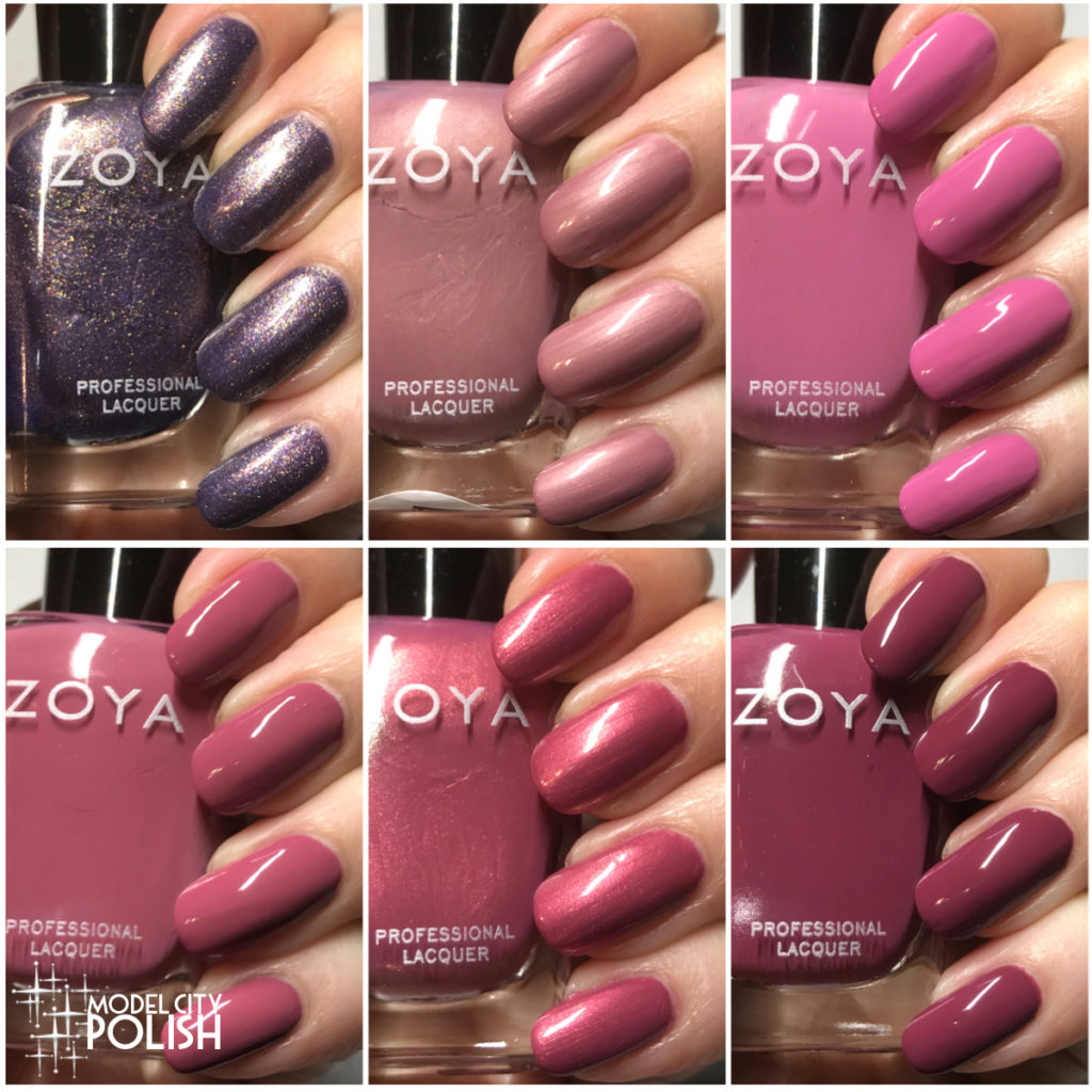 Elements Collection by Zoya – Part 1