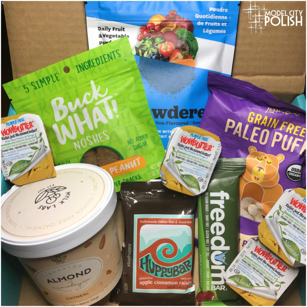 Fit Snack Box July 2018
