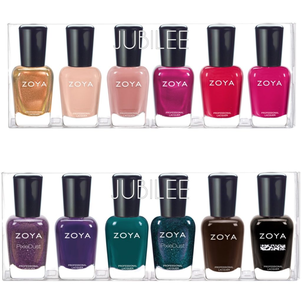 Jubilee – Holiday 2018 from Zoya
