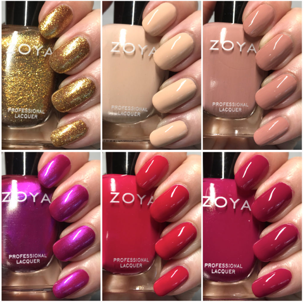 Jubilee Collection by Zoya – Part 1