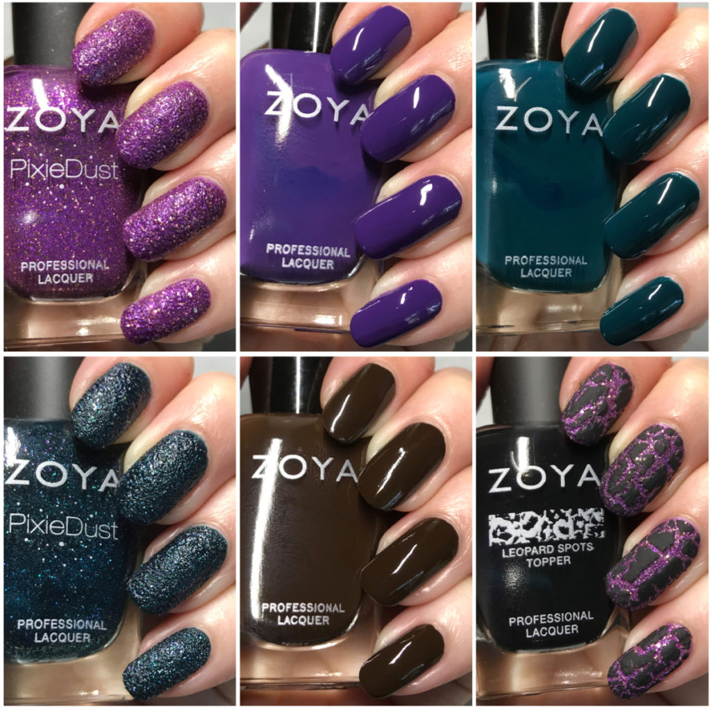 Jubilee Collection by Zoya – Part 2